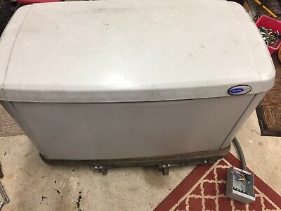 Carrier 17KW Air Cooled Automatic Home stand by Generator with ATS