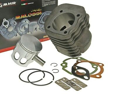Zylinder Kit MALOSSI Sport 124ccm for Minarelli 100 2T » MBK BOOSTER 100 2T
