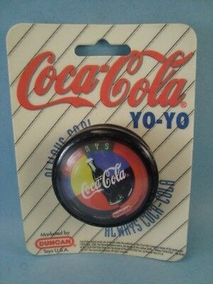 Duncan Coca Cola Yo -Yo New In Package USA   Free Shipping