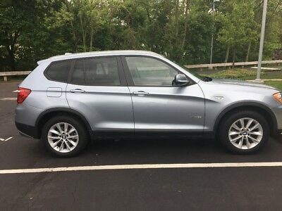 2013 Bmw X3  Bmw X3 Xdrive (All Wheel Drive). Sport & Cold Weather Package, Panoramic Ro