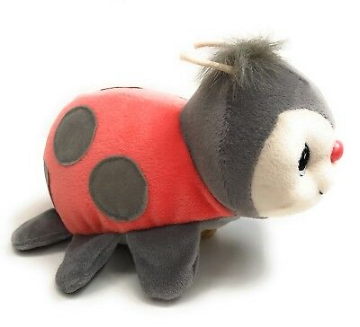 Precious Moments Tender Tails Plush Toy Rare Lady Bug
