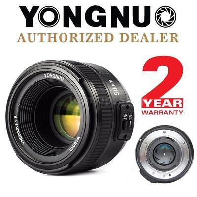 YONGNUO YN 50MM F1.8 Large Aperture Auto Focus lens For Canon EF EOS DSLR Camera