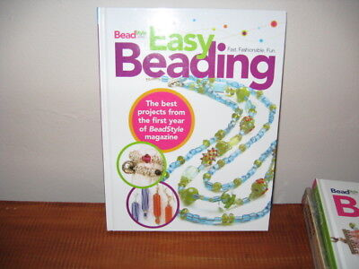Easy Beading Vol 1 (Hardcover)