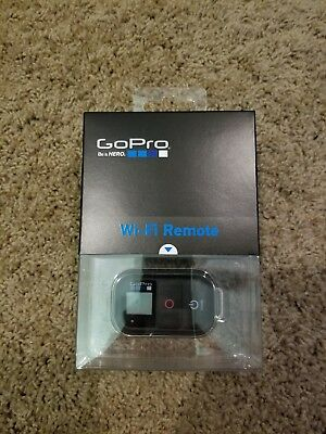 GoPro Wi-Fi Control Smart Remote WiFi Hero 6, 5, 4 / 3+ / 3 + Cable (ARMTE-001)