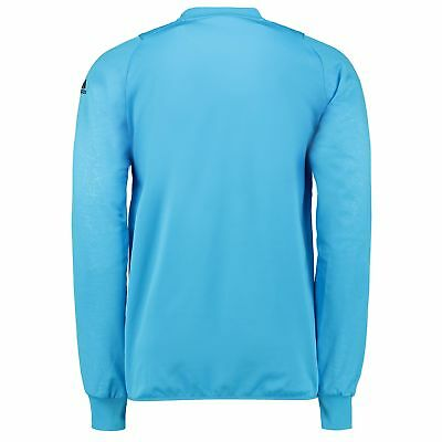 Olympique de Marseille Training Top Sweatshirt Long Sleeve - Om Blue/Black