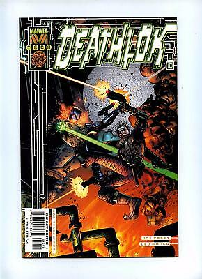 Deathlok (Vol. 3)  #10 - Marvel 2000 - VFN+