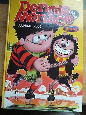 Dennis The Menace 2006 Annual