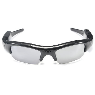 DVR Video Recorder Hidden Camera Digital Eyewear Glasses HD 1080P Sunglasses