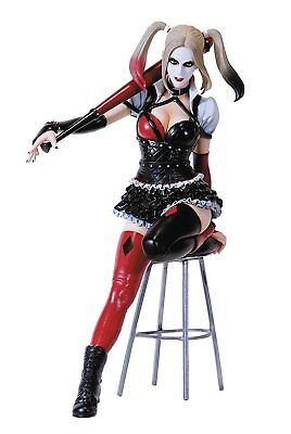 Yamato Fantasy Figure Gallery: DC Comics Collection Harley Quinn 1:6 Scale PVC
