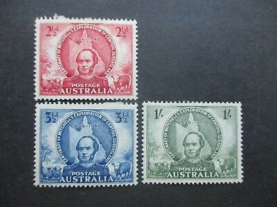 Australian Pre Decimal Stamps (Mint): Mix of Singles - Great Items! (A1438)