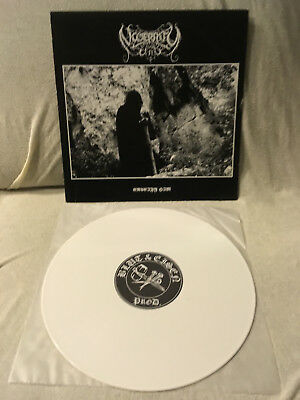 "Nocternity ‎Crucify Him 12""MLP White Vinyl Blut & Eisen Prod 2006 ltd 100 copies"