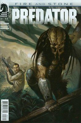 Predator: Fire & Stone (2014 Ltd) #   2 Near Mint (NM) Dark Horse MODERN AGE COM
