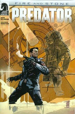 Predator: Fire & Stone (2014 Ltd) #   1 Near Mint (NM) CoverB Dark Horse MODN AG