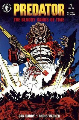 Predator: The Bloody Sands of Time (1992 Ltd) #   1 Near Mint (NM) Dark Horse MO