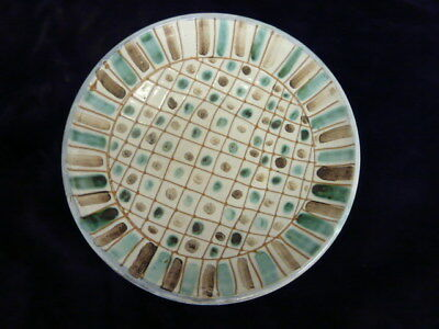 Chelsea Studio Pottery Dish 1952 Beautiful!