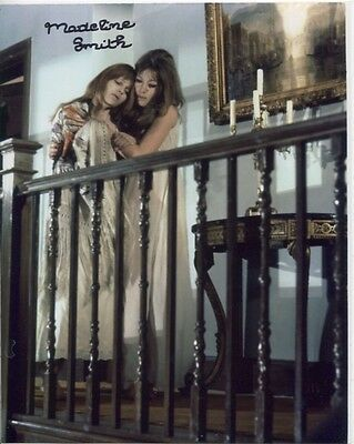 Madeline Smith Photo Signed In Person - The Vampire Lovers - B958