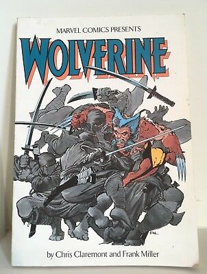 Marvel Presents - WOLVERINE by Chris Claremont and Frank Miller (1987 - 3rd)