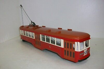 O Williams 23902 / (312/4) Peter Witt Streetcar Chicago Surface Lines – BODY ON
