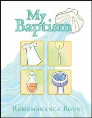 My Baptism Remembrance Book by Mary Martha Moss 9780819849298 (Hardback, 2014)