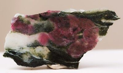 Red Eudialyte W/ Britholite And Mosandradite Crystal Specimen - From Sweden