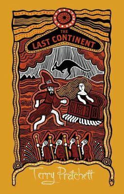 The Last Continent (Discworld Novel 22) by Terry Pratchett 9780857524140