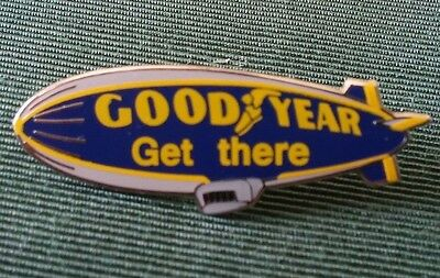Goodyear Blimp Hat/Lapel/Collector's Pin - Vintage New