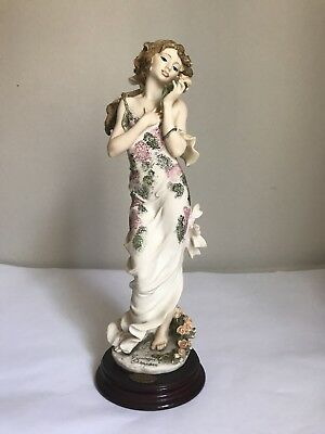 "Giuseppe Armani Florence ""Rose"" #0678C 1996 The Society Event Piece Mint"