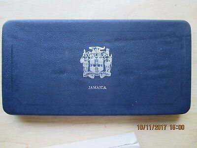 1971 Jamaica Proof Set Minted at the Franklin Mint