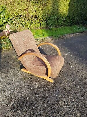 upholstery project rocking chair