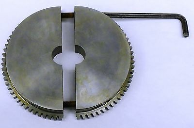 New Speed Sensing Split Gear 72 Teeth Bore To Size 70342ISU