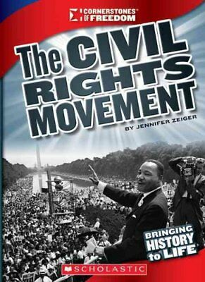 The Civil Rights Movement by Jennifer Zeiger (Paperback / softback, 2011)