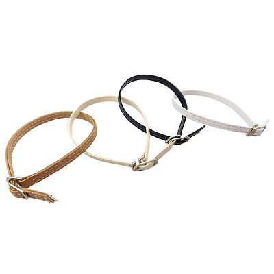 1 Pairs Colored PU Leather Shoe Straps Band For Holding Loose High Heeled Shoes