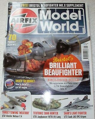 Airfix Model World Magazine: May 2015: Good Condition