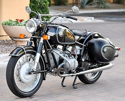 1964 BMW R-Series  1964 BMW R50/2 in beautiful condition