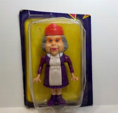 Vintage Kenner The Real Ghostbusters Haunted Humans Granny Gross ghost figure