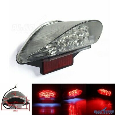 1X E-Marked LED Tail Light Rear Lamp For BMW F650 GS F800 ST R1200 GS Adventure