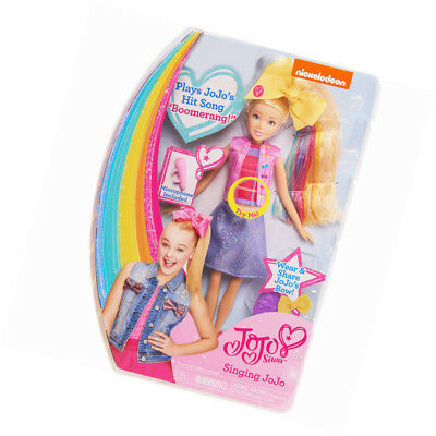Nickelodeon - Jo Jo Siwa - Singing Jojo Doll - SALE!!! Save £5.00 off RRP