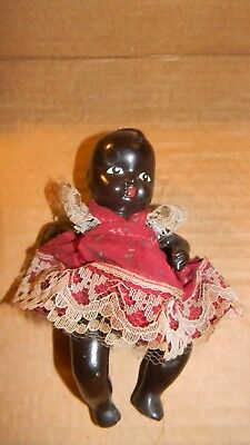 Vintage African American Baby Doll