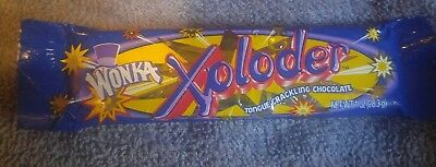 Vintage Willy Wonka XPLODER candy bar -  never opened!!