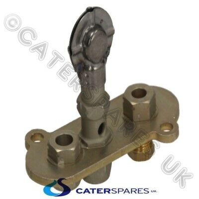 Pi27 Lincat Gas Pilot Assembly 3 Way Flame Head For Chargrill Griddle Nat Lp
