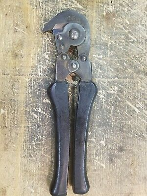 Vintage Ww2 Us Army Issued Wire Cutters Mfg.by G.c. 1951