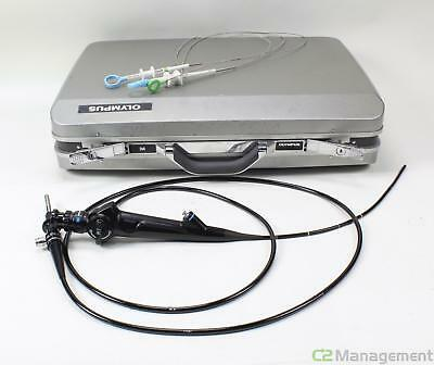 Olympus CYF-4 Fiber Cystoscope Endoscope 3 Broken Fibers