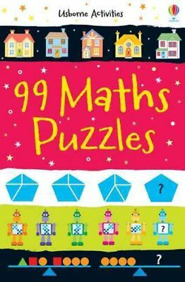 99 Maths Puzzles 9781409584605 (Paperback, 2015)