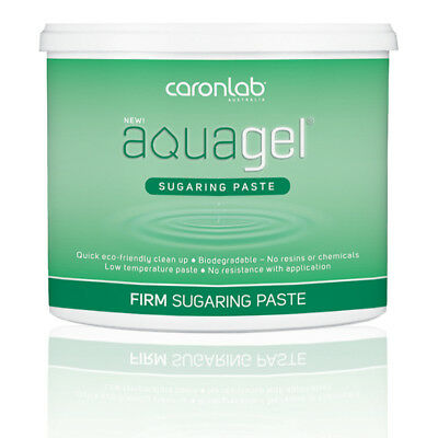 Caron Aquagel Firm Sugaring Paste 600g Wax Waxing Hair Removal