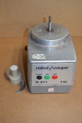 Robot Coupe R401 Commercial Food Processor / Mixer