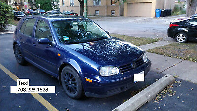 2006 Volkswagen Golf  2006 VW Golf GLS 4 Door