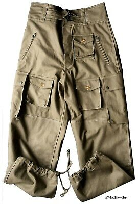 French Para Trousers Extreme Orient Indochina / Indochine Foreign Legion 46 Wais