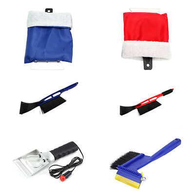 Ice Snow Scraper Car Auto Frost Clean Removal Window Brush Windshield Blade New