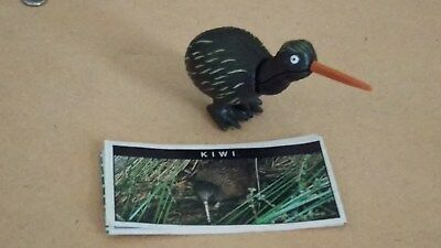 YOWIE Series 1. KIWI with info paper + Toy Collectible