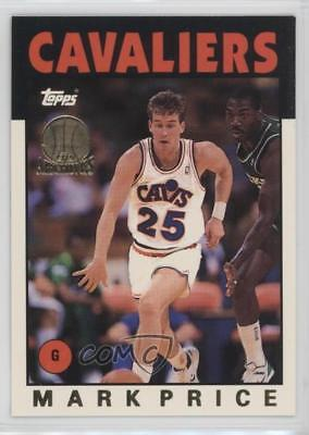 1992 Topps Archives Gold Stamp 85 Mark Price Cleveland Cavaliers Basketball Card